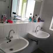 Mosdókagylók a fürdőszobában
