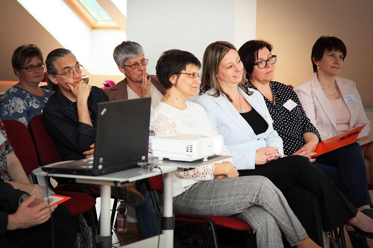 Konferencia 2018–2019, résztvevők, tanárok, előadás